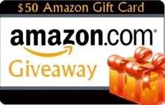 $50 Amazon Gift Card Giveaway - Giveaway Play. Ends: 12/31/2016 Value: $50.00 Eligibility: 18+ 1 Entry