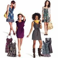 Cute little dresses w/ great accessories