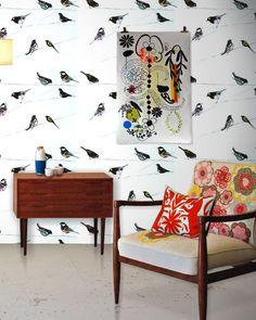 Modern Wallpaper  Hermitage Trends