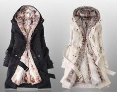 long Winter coats for ..these are fabulous