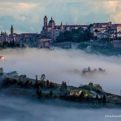 Urbino, Marche. Italy