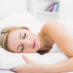 Fall Asleep Faster with This Easy Routine
