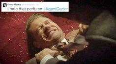 I hate that perfume. || Enver Gjokaj || Cast LiveTweets || #animated #fanedit #cast
