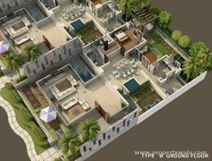 180 3d House Plans Floor Plans Ideas 3d House Plans House Plans Floor Plans