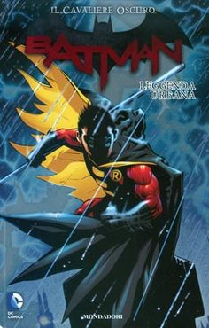"May 2013 - ""Il Cavaliere Oscuro Batman 16: Leggenda Urbana"""
