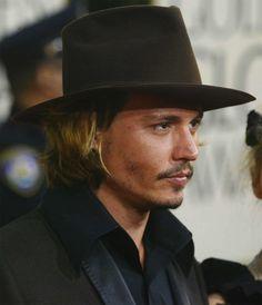 53de2fad16c5 Fedora Here's Johnny, Johnny Depp, The Hollywood Vampires, Good Looking  Actors, Hat