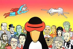 Animated Series Based On Acclaimed Underground Comic Strip 'This Modern World' In Works