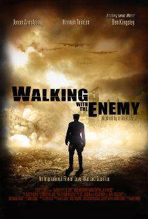 "Ben Kingsley and Burn Gorman join Jonas Armstrong in ""Walking with the Enemy,"" the WWII independent feature from Liberty Studios. Synopsis: Inspired by a true story, WALKING WITH THE ENEMY follows the heroic lives of a world leader and a young man swept up in the horrors of WWII."