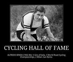 Alfredo Binda, Italian cycling champion of the 1920s and 1930s (Cittiglio, 1902-1986) - Cycle Toscana
