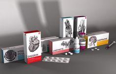 MEDICINE PACKAGE on Behance
