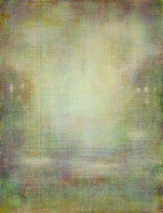 Screen Door on the River, 2007, acrylic on canvas by Benton Peugh.