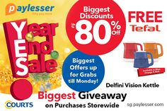 Get tangled up with the best Coupons and Offers - UPTO 80% OFF. #Courts #Offers #Coupons #Paylesser   why pay more?