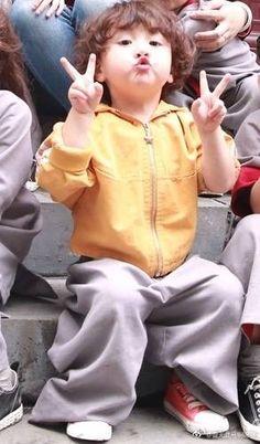 Cute Asian Babies, Korean Babies, Korean Girl, Cute Babies, Baby Kids, Got7 Meme, Jackson, Ulzzang Kids, Kids Around The World