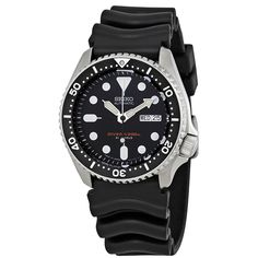 Seiko Automatic Black Dial Diver - SKX007J1