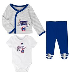b6fb302c7 58 Best Chicago Cubs Baby images | Baby cubs, Chicago Cubs, Cubs fan
