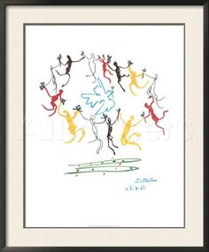 The Dance of Youth Prints by Pablo Picasso - at AllPosters.com.au