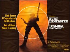"White common at the time, is it weird that whitey Burt Lancaster plays ""Valdez""? Great revenge movie either way (and book, for that matter)."