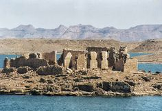 Facts About #Wadi_El_Seboua Near #Aswan, #Egypt Travel Guide