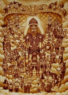 Rare picture of Lord Narsinha Krishna Art, Krishna Images, Krishna Leela, Ganesha Art, Radhe Krishna, Hanuman, Durga, Indiana, Lord Vishnu