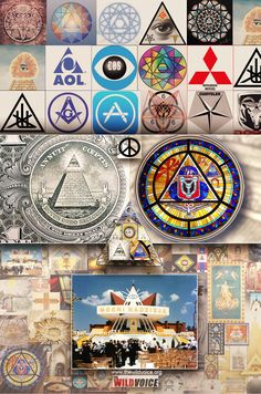 New Order of the World and of their false one-world religion. Read your Bible, lest you be fooled and perish due to a lack of knowledge.
