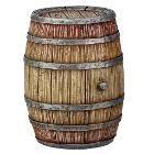 Dollhouse Wine/Whiskey Barrel