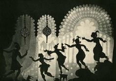 The Art of Pioneering Animator Lotte Reiniger 'The Adventures of Prince Achmed'