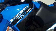 New 2017 Polaris Sportsman 110 EFI Velocity Blue ATVs For Sale in Florida.