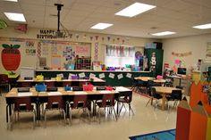 My Sister's Second Grade Classroom Pics!