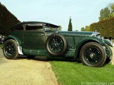 """Blue Train Special"", 1930 Bentley speed six"