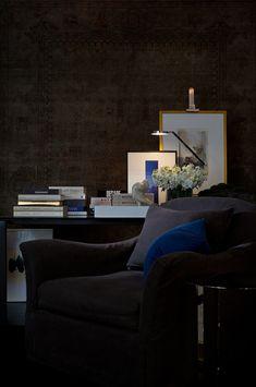 Manhattan interior by Michael Dawkins