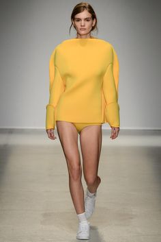 Jacquemus fall 2014 ready to wear collection.