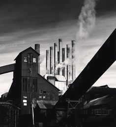 """Michael Kenna's The Rouge, Study Dearborn, Michigan, 1994 "" Industrial Photography, Vintage Photography, Creative Photography, Landscape Photography, Art Photography, Dearborn Michigan, Michigan Usa, The Rouge, Black And White Landscape"