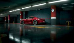 It's hard to go wrong with any Porsche, but especially hard to go wrong with with a 2015 Porsche, in red, with 340 hp, 280 lb-ft of torque and a top speed of Lamborghini, Ferrari, Supercars, 2015 Porsche Cayman, New Porsche, Fast Times, Porsche Boxster, Artistic Photography, Sport Cars