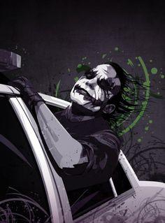 Mark Reihill : The Joker