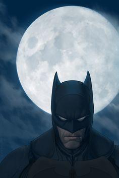 "league-of-extraordinarycomics: ""Batman by Strib. """