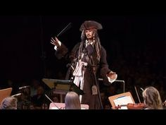 Pirates of the Caribbean 5 Dead Men Tell No Tales Tribute 캐리비안의 해적 orchestral medley - YouTube