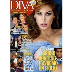 Russische Frau der Frauenzeitschrift