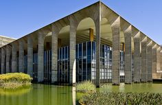 Palacio Itamaraty – Foreign Ministry, Brasilia
