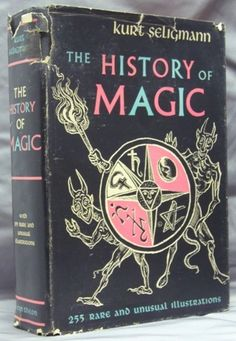 "thespectraldimension: "" Kurt Seligmann: The History of Magic (1947) """