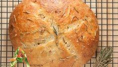 Rosemary And Garlic Coconut Flour Bread –Recipe–