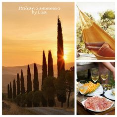 Tuscany. Italian summers by Lisa Creative work by Lisa, Italian summers Photo credits uknown
