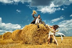 Creative Photography Poses | 25 Creative Trash the Dress Wedding Photography: Posing Ideas for the ...