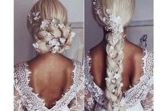 How to get the perfect wedding day hair.