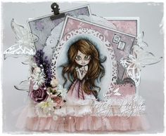 Crafteezee: Breeze and Petals and Lace