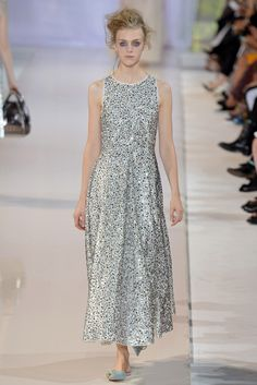 Rochas Spring 2014 Ready-to-Wear Fashion Show - Hedvig Palm (Next)