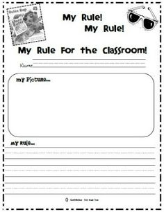 Kindergarten & First Grade Fever!: Check this out... Favorite Back-to-School Activity and FREEBIES!