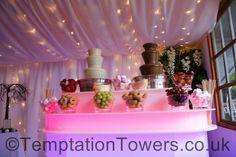 Chocolate Fountain Hire, Chocolate Fountains, Ladies Night, Towers, Entertaining, Girl Night, Tours, Tower, Girls Night