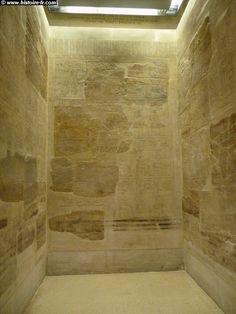 Chapelle des Ancêtres de Karnak, règne de Thoutmôsis III. Musée du Louvre.