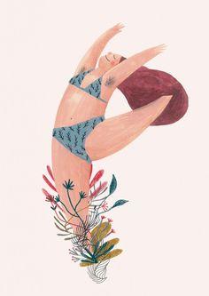 Work - Fotini Tikkou Illustration