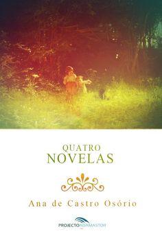 «Quatro Novelas», de Ana de Castro Osório.